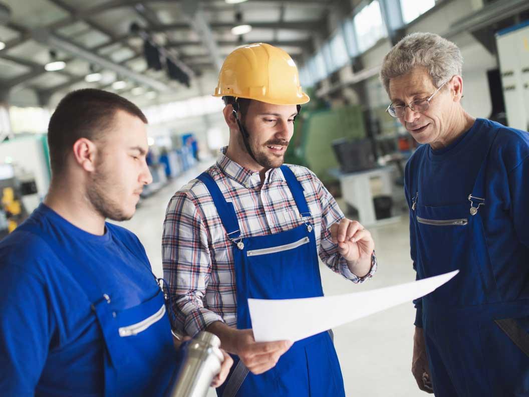 Industrial Engineering Technician Goingpro