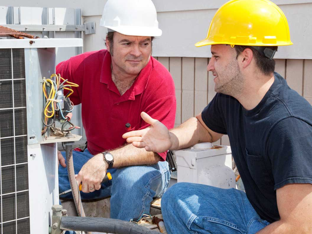 heating  air conditioning and refrigeration mechanics and